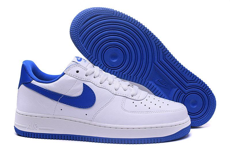 basket air force 1 noir et bleu